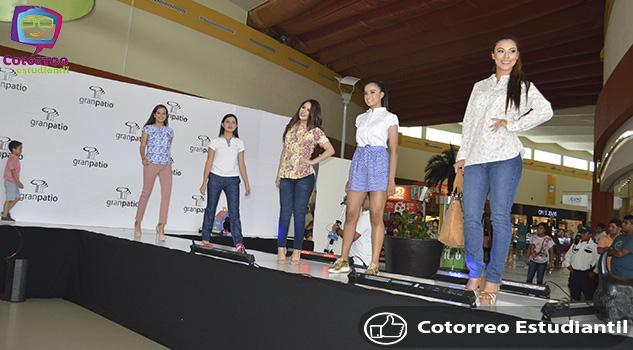 Desfile de Modas Primavera-Verano Gran Patio Cotorreo Estudiantil 2017