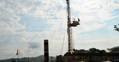 Aporta Cerro Azul 9,200 barriles de crudo al día