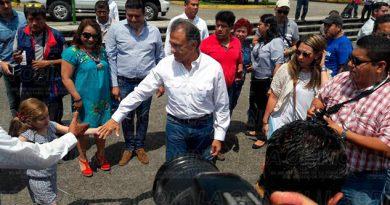 Arriba Gobernador Cumbre Tajín 2017