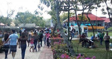 Asistencia récord; miles de visitantes en Cumbre Tajín