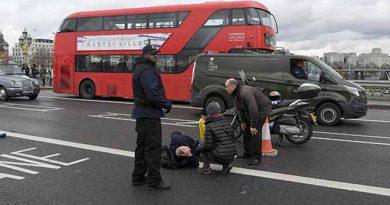 Aumenta a cuatro el numero de muertos en Londres
