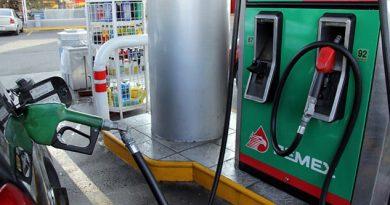 Aumenta un centavo el precio de las gasolinas