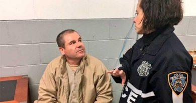 Autoridades estadounidenses investigarán a defensa de El Chapo
