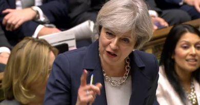 Brexit se activará el 29 de marzo