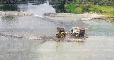 "CAEV se prepara con un ""muro falso"" para captar más agua"