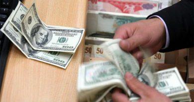 Cae dólar a los 19.85 pesos