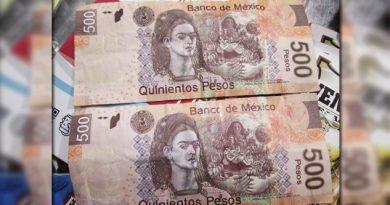 Circulan falsos billetes; alertan