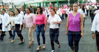 Conmemoran del Día Internacional de la Mujer