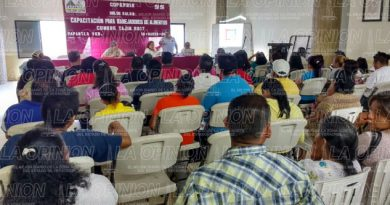 Cuidarán alimentación de turistas en Cumbre Tajín
