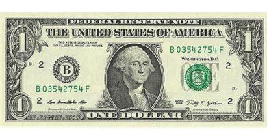 Dólar baja a 19.59 unidades