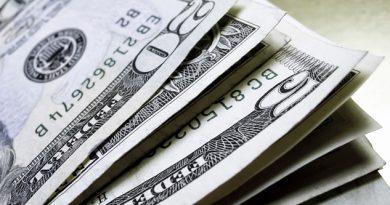 Dólar se vende en 19.15 pesos