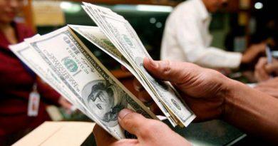 Dólar se vende en 19.90 unidades