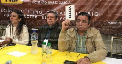 Define PRD primeras candidaturas a presidentes municipales