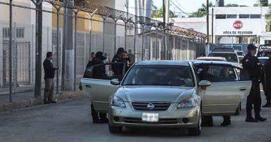 Desaparece el jefe de seguridad del penal de Culiacán