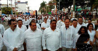 Desfile Expropiación Petrolera Poza Rica