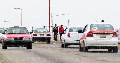Difícil, retirar a taxis colectivos