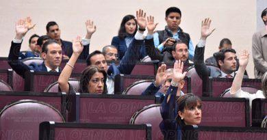 Diputados Desechan Deuda Pública Estado