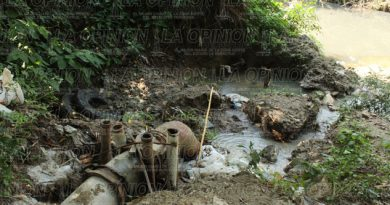 Dos dias sin agua usuarios de CAEV