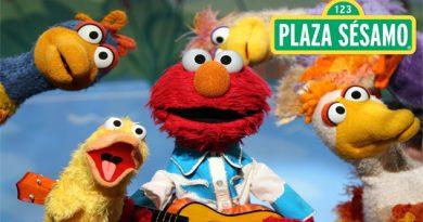 Despiden a Elmo de Plaza Sésamo