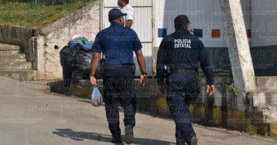 Esperan recursos para el equipamiento de policías