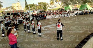 Exhortan a la ciudadanía a apoyar a la Cruz Roja