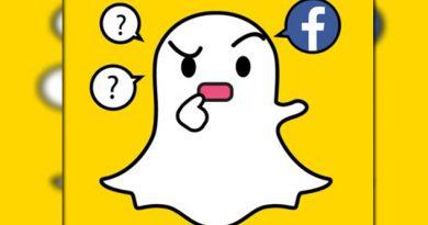 Facebook le vuelve a copiar a Snapchat