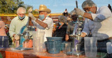 Feria de la Naranja, escaparate cultural