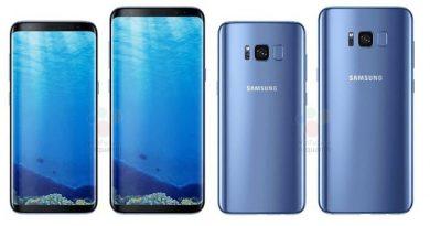 Samsung presenta su teléfono móvil Galaxy S8