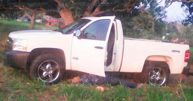 Ganadero Asesinado Secuestro Tuxpan