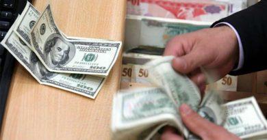 Golpe bajo; dólar se vende en 19.45 pesos