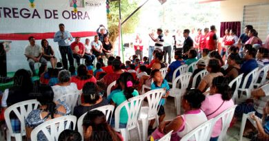 Inaugura Aula Jardín Niños