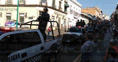 Ingresa la Gendarmería Federal a Xalapa