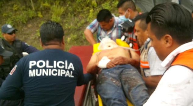 Jalpan, sin cuerpos de auxilio y de seguridad
