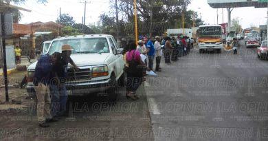 Justicia piden desplazados del Guayabo