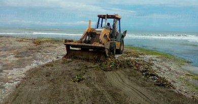 Limpieza Playas Cazones