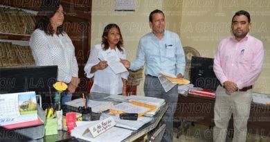 Llega nueva funcionaria a oficina de Registro Civil