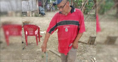 Llevan varios años sin agua vecinos de comunidades papantecas