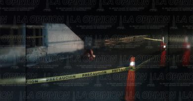 Lo desnudan y degüellan sobre la autopista México-Tuxpan