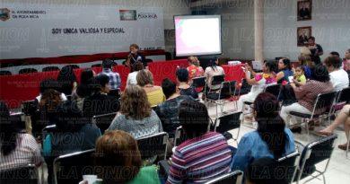 Maestras desarrollarán contenidos de igualdad y equidad de género