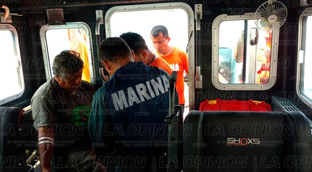 Marina Sofoca Embarcación Incencio
