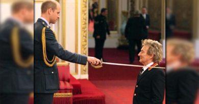 Nombran a músico Caballero del Imperio Británico