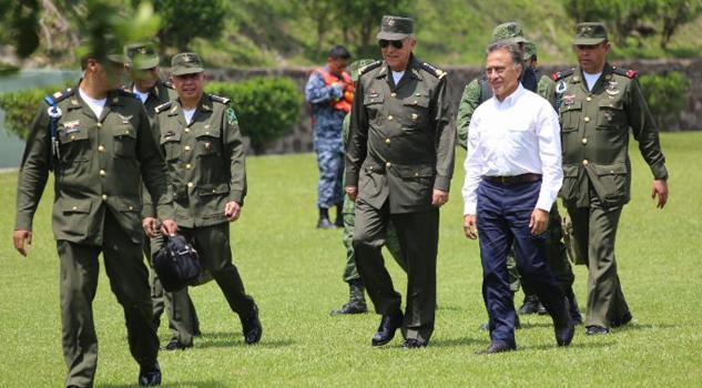 Nuevas instalaciones militares en Tuxpan