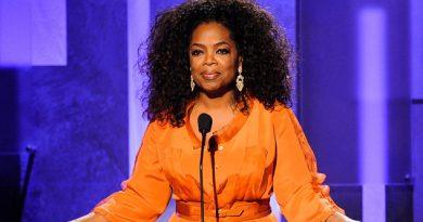 Oprah piensa en la presidencia de EU