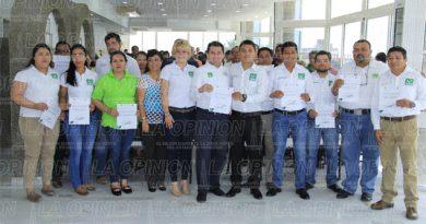 PVEM fortalece el Comité Municipal