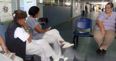 Paro de labores en el Centro de Alta Especialidad