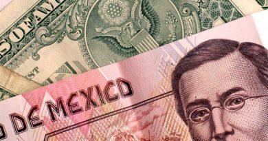 Peso avanza seis centavos frente al dólar
