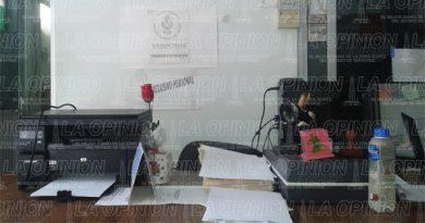 Reaparece el titular de la Fiscalía Local de Tamiahua
