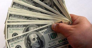 Retrocede el dólar 0