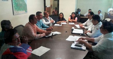 Reunión Poza Rica Problema Agua Comunidades Papantla
