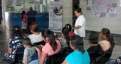 Seguro Popular atiende a más de 38 mil ciudadanos